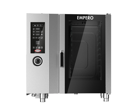 Cuptor combi electric - 1178x1064x1192mm, 27.5kW